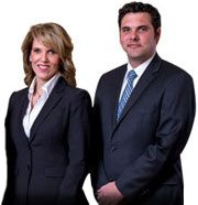 Jennifer Wagle and Stephen Turley are Family Law Attorneys in Wichita